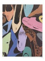 Andy Warhol, 'Diamond Dust Shoes', 1999