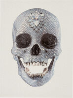 Damien Hirst, 'For the Love of God (front)', 2011
