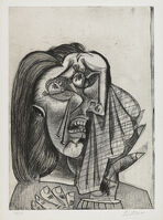Pablo Picasso, 'Weeping Woman', 1937