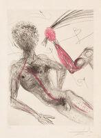 Salvador Dalí, 'Penis Alley (Venus in Furs)', 1969