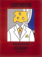 Roy Lichtenstein, 'Surrealist Paintings (Cheese Head)', 1978