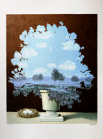 René Magritte, 'Le Pays des Miracles (The Land of Miracles)', 2004
