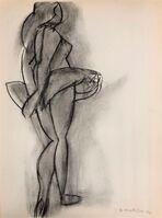 Henri Matisse, 'Danseuse', 1952