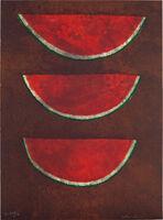 Rufino Tamayo, 'Sandías (Watermelons), from Rufino Tamayo 15 Lithografías (15 Lithographs)', 1973