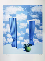 René Magritte, 'Le Beau Monde (The Beautiful World)', 2004