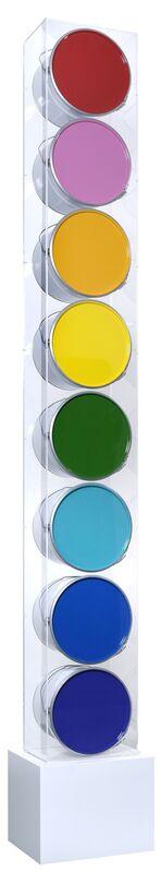 Jean-Pierre Raynaud, 'paint', 2007, Sculpture, Paint, plexiglas, metal and wood, Galerie Laurent Strouk
