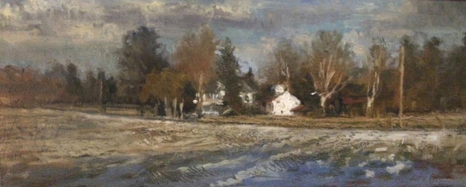 Michael Doyle, 'Winter Winds', 2015