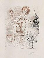 Salvador Dalí, 'Narcissus', 1963-1965