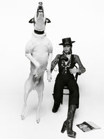 Terry O'Neill, 'David Bowie, Diamond Dogs, London', 1974