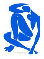 Henri Matisse, 'Nu Bleu IV (Blue Nude IV)', 2007