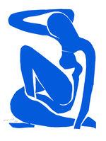 Henri Matisse, 'Nu Bleu I (Blue Nude I)', 2007
