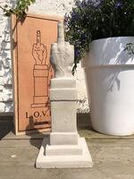 Maurizio Cattelan, 'L.O.V.E. (Concrete Sculpture)', 2015