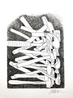 """Arman, 'Original Signed Etching """"Accumulations"""" by Arman', 1980s"""