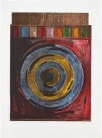 Jasper Johns, 'Target with Plaster Casts', 1979-80