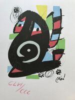 Joan Miró, 'La Mélodie Acide XIV', 1983
