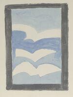 Georges Braque, 'Résurrection de l'Oiseau', 1958