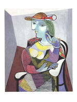 Pablo Picasso, 'Portrait of Marie Therese', 2017