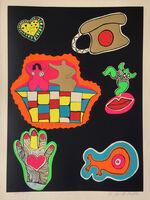 Niki de Saint Phalle, 'Nana Power (I Love You/In a Bath With You)', 1970