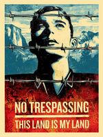 Shepard Fairey, 'Americana Box Set: This Land is My Land', 2012