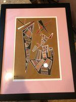 Wassily Kandinsky, 'Tavola 19', 1940