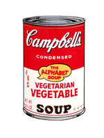 Andy Warhol, 'Vegetarian Vegetable Soup', 1970