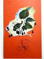 "Salvador Dalí, 'Original Lithograph ""Flordali - Blackberries"" by Salvador Dali', 1969"