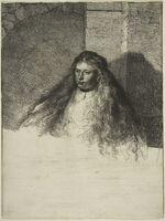 Rembrandt van Rijn, 'The Great Jewish Bride', 1635