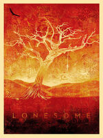 Shepard Fairey, 'Americana Box Set: Tom Dula 2', 2012