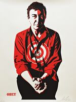 Shepard Fairey (OBEY), 'Jasper Johns ', 2009