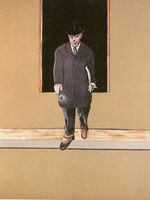 Francis Bacon, 'Triptych- left', 1986