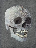 Damien Hirst, 'For the Love of God, Laugh (Large Diamond Skull)', 2207