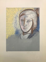 Pablo Picasso, 'PORTRAIT OF MARIE-THERESE WALTER', 1979-1982