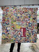 Takashi Murakami, 'Doraemon Tokyo Tapestry ', 2017