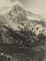 Ansel Adams, 'Mount Clarence King', 1927