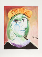 Pablo Picasso, 'Marie Therese Walter, 1938', 1979-1982