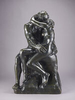Auguste Rodin, 'The Kiss', 1886