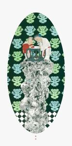 Chen Chien-Fa 陳建發, 'Seeking the Future  尋覓未來 ', 2015
