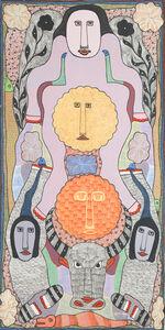 Prospère Pierre-Louis, 'Marassa and Bossu', 1994