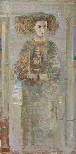 Mersad Berber, 'Flora from Dubrovnik IV', 2001