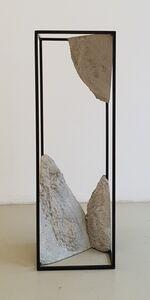 Wolfgang Becksteiner, 'Schwere-Leichtigkeit im Raum I', 2018