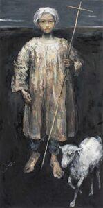Cen Long, 'The Shepherdess', 2017