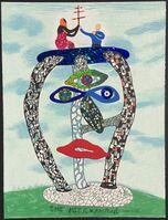 Niki de Saint Phalle, 'The Hierophant', 1998