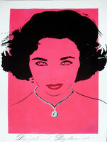 Bambi, 'Liz (Big Girls Need Big Diamonds - Pink)', 2013