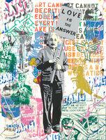 Mr. Brainwash, 'Einstein', 2019