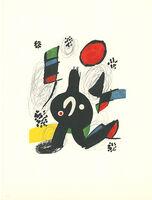 Joan Miró, 'La mélodie acide - 7', 1980