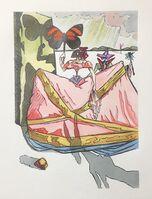 Salvador Dalí, 'The Tricorn ', 1959