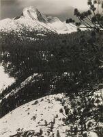 Ansel Adams, 'Mount Galen Clark, Yosemite Park', c. 1927