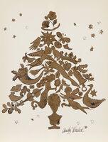 Andy Warhol, 'Christmas Tree', 1957