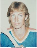 Andy Warhol, 'Wayne Gretzky', circa 1983-1984