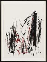 Joan Mitchell, 'Trees- Red', 1992